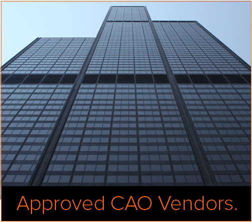 SSCS Approved CAO Vendors