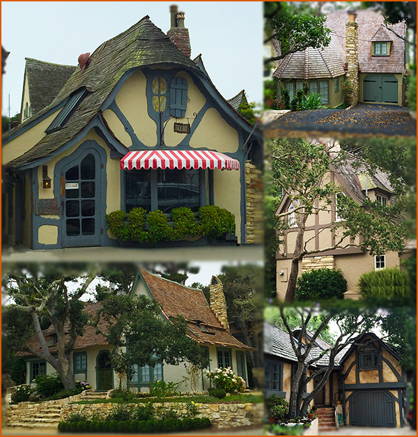 Carmel Fairy Tale Cottages