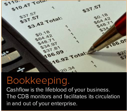 CDB Bookkeeping