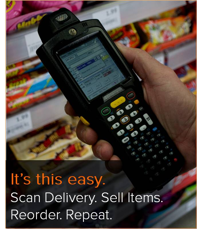 SSCS HandHeld Data Solution