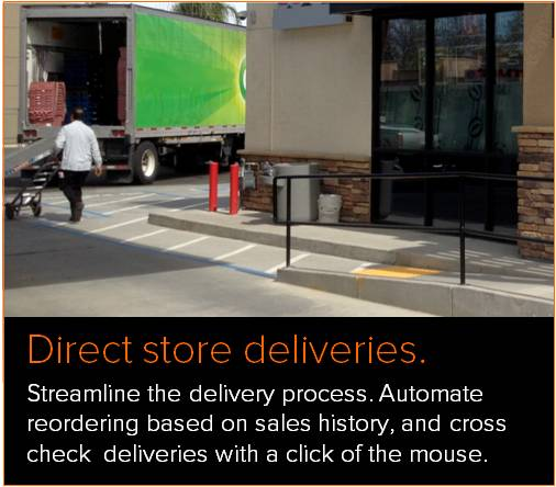CDB Direct Store Deliveries