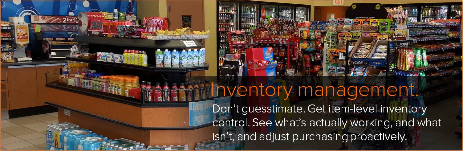SSCS Inventory Management