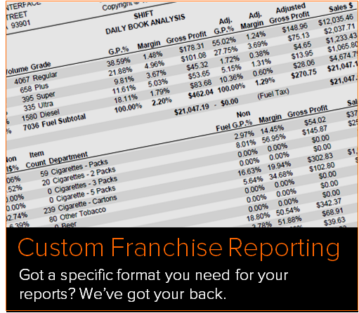 Custom Franchise Services