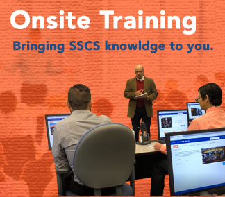 SSCS Onsite Training